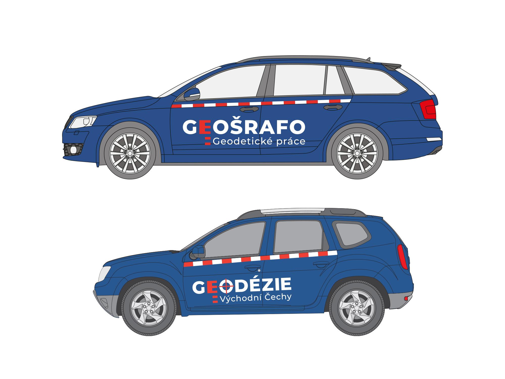 Geodézie - auta