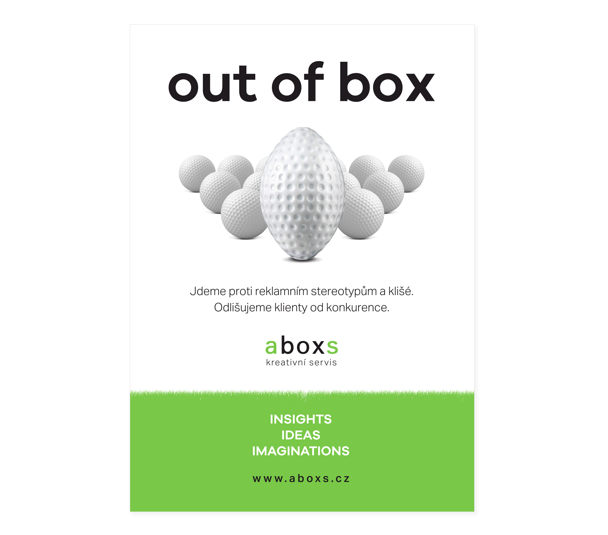 Aboxs - out of box